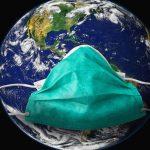 коронавирус земля в маске